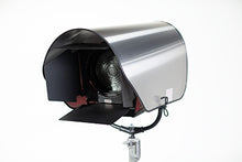 "Load image into Gallery viewer, Mole-Richardson 10"" LED Vari-Senior Rain Hat"