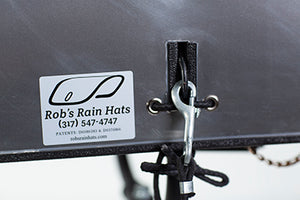 "Mole-Richardson 10"" LED Vari-Senior Rain Hat"