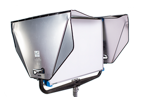 ARRI Skypanel S360 Rain Hat **Featuring a Removable Rear Cover**