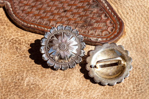 PH Casting- Brow Band Conchos- BB1