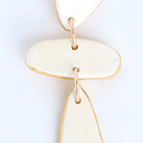 Ivory 3 Earrings
