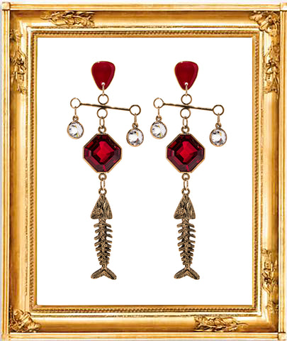 Las Cruces Earrings