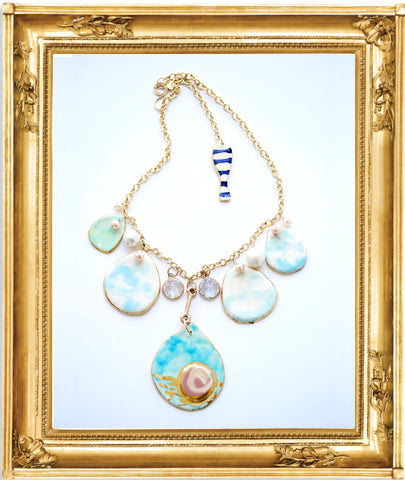 Rene Sky Necklace