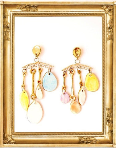 Wind Chime Earring