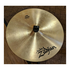 "Zildjian 16"" Avedis Thin Crash Cymbal"