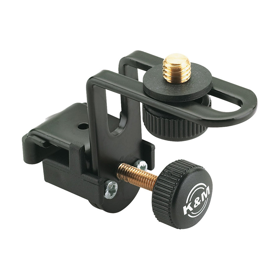 K&M 24030 Microphone Clip Drum Mount