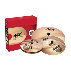 Sabian AA Performance Cymbal Set