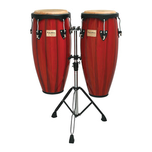 Tycoon Artist Series Congas (Red)