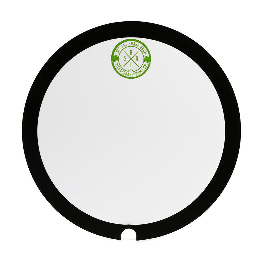 Big Fat Snare Drum Green Monster 14