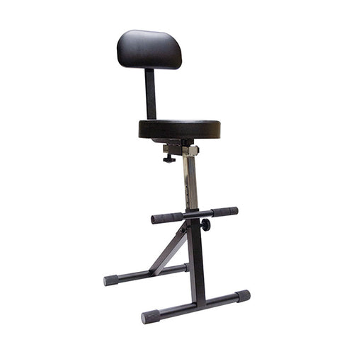 Profile KDT5302 Drum Throne with Backrest