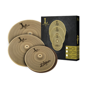 Zildjian L80 Low Volume LV468 Cymbal Set