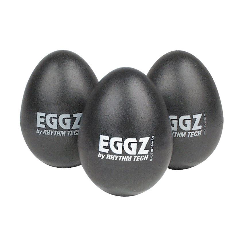 Rhythm Tech RT2110 Black EGGZ Shakers (Each)