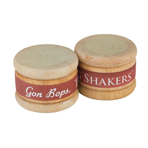 Gon Bops Talking Wood Shakers (Pair)
