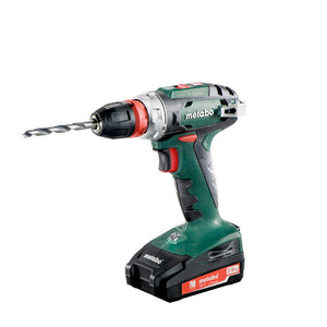 Metabo BS 18 Q Cordless Drill 1 Battery Kit