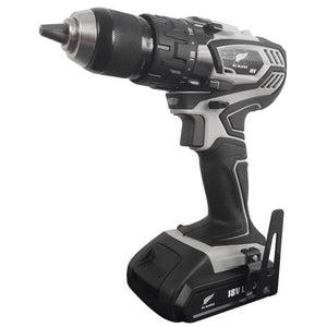 ALL BLACKS 18V Lithium-Ion Heavy-Duty Cordless Drill