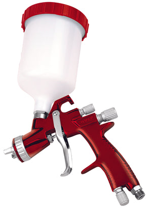 AmPro A6041 HVLP Gravity Feed Spray Gun