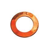 3/8in X 3/4in X 20G Copper Washer-40Pk