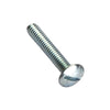 1/4in X 1in Unc Roofing Set Screws & Nuts (Zn)