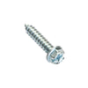8G X 1in S/Tapping Screw He X Head Phillips- 100Pk