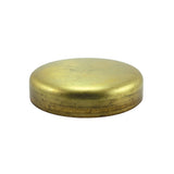 48mm Brass Expansion (Frost) Plug-Cup Type-2Pk