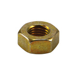 1/2in Unf Hexagon Nut - 10Pc