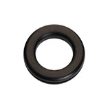 7/16in X 3/4in 1/in Rubber Wiring Grommet - 8Pc