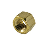 M8 X 1.25mm Steel Manifold Nut-25Pk