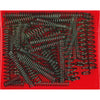 72Pc Compression Spring Assortment