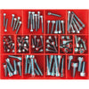 90Pc Metric Socket Head Cap Screw Assortment Gr8.8