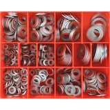 315Pc 1/16in Aluminium Washer Assortment