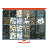 275 Pc Auto Trim Fastener Assortment