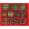 80Pc Manifold Studs/Nut-Metric/Imp