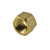 5/16in Unc Brass Manifold Nut-25Pk