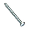 6G X 1/2in S/Tapping Screw Pan Head Phillips