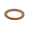 M16 X M22 X 1.5mm Copper Ring Washer - 50Pc