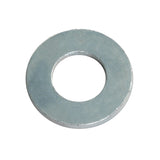 1in X 1-7/8in X 14G Flat Steel Washer-100Pk