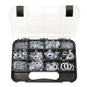 Gj Grab Kit 933Pc Spring Washers Metric & Imperial