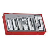 7Pc 3/8 & 1/2in Dr. Specialist Socket Set