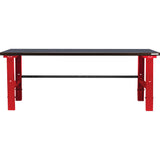Teng 1.5M X 0.8M H/Duty Work Bench 500Kg Cap.
