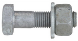 HSFG Bolt/Nut/Washer CL 8.8 M22 Galvanised