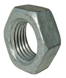 Metric Hex Nuts Class 5 & 8 Galvanised