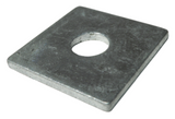 Metric Square Washers Galvanised