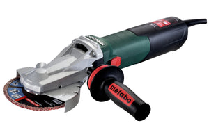 WEF 15-125 Quick Flat-Head Angle Grinder