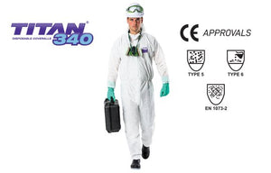Titan 340 Disposable Coverall