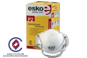 Esko Breathe Easy P2 Non-Valved Mask