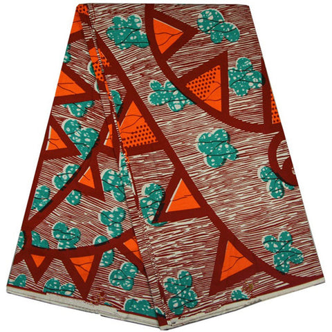 Latest Fashion Design African Fabric Wax Holland Style Real Dutch Wax Super Wax Hollandais For Sewing