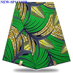 6yards! New wax Hollandais guaranteed dutch wax African wax hollandais for African Ankara dress! CY7&69