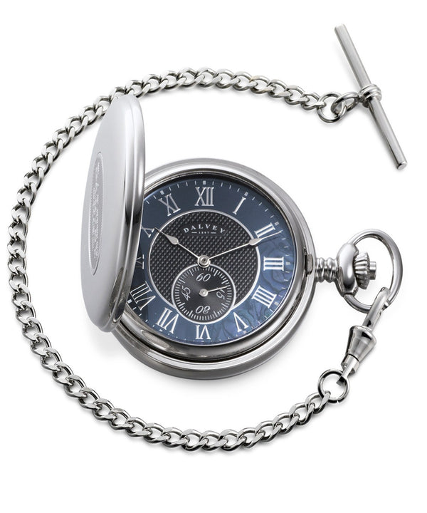 Dalvey Full Hunter Pocket Watch 03282