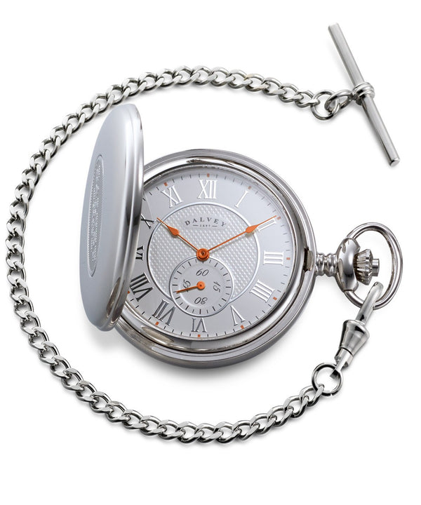 Dalvey Full Hunter Pocket Watch 03285