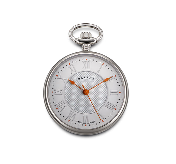 Dalvey Open Faced Pocket Watch 03308